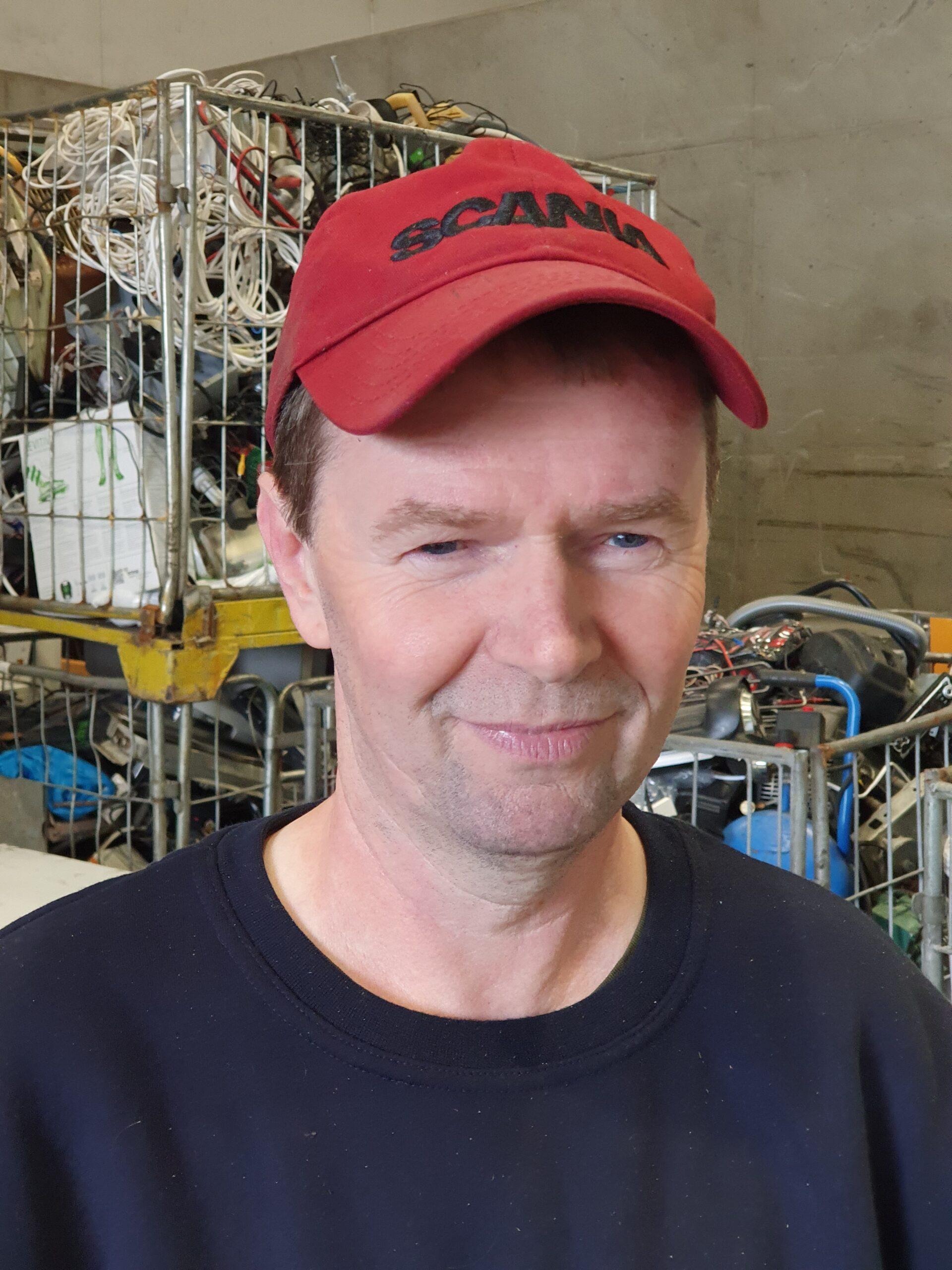 Morten Eirik Kristiansen